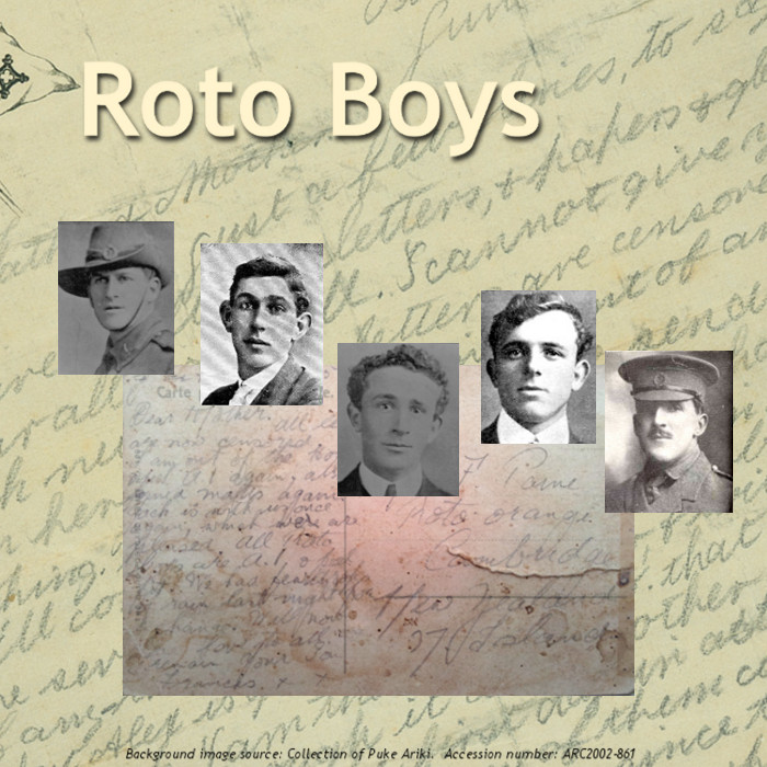 Roto Boys Album Cover
