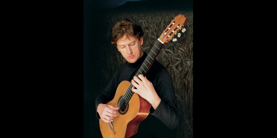 Bruce Paine, Classical Guitarist, Lateral Lines album cover artwork