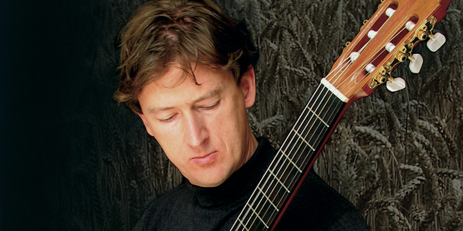 Bruce Paine, Classical Guitarist